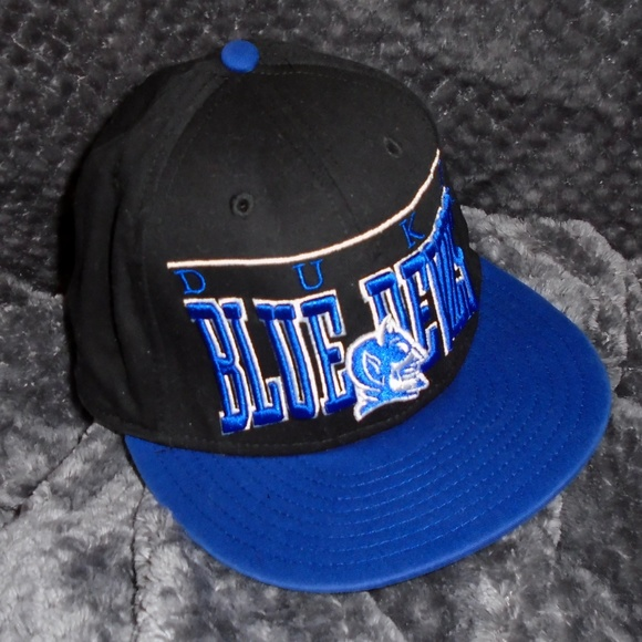 so cheap cheapest price best sneakers brand new d368b 3fbd4 duke blue devils ncaa basic snap cap what ...